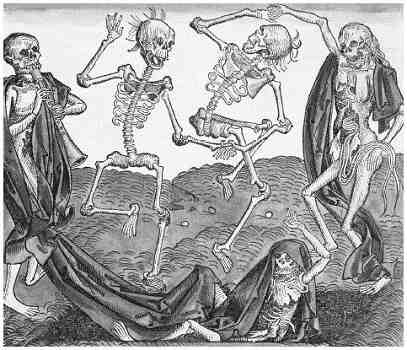 Plague Dance Death