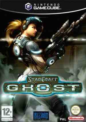 Starcraft Ghost Boxart Mock up