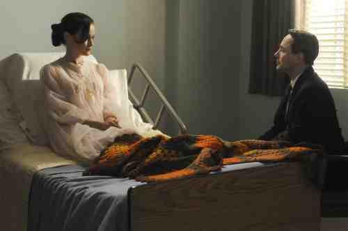 Mad Men Season 5 Pete and Beth