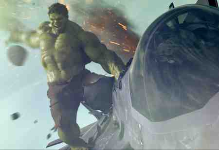 Mark Ruffalo dominates the Avengers as The Hulk