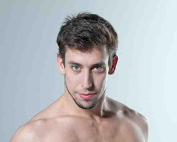 8 Questions with Dancer/Choreographer David Van Ligon  5