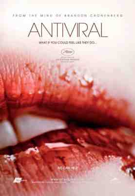 Antiviral (2012) - written and directed by Brandon Cronenberg