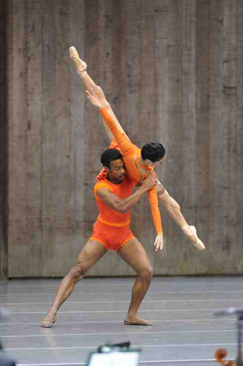 San Francisco Ballet Stern Grove - Number Nine