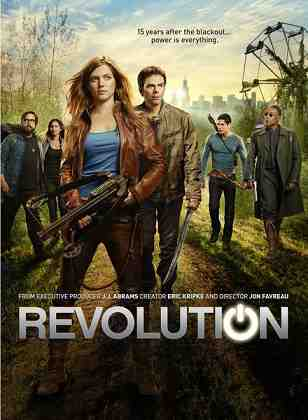 REVOLUTION -- Pictured: