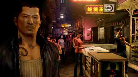 Video Game Review: Sleeping Dogs 5