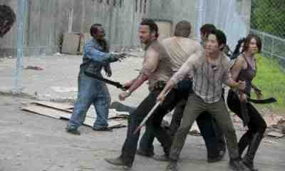 "The Walking Dead Recap: ""Seed"" (Season 3, Episode 1) 2"