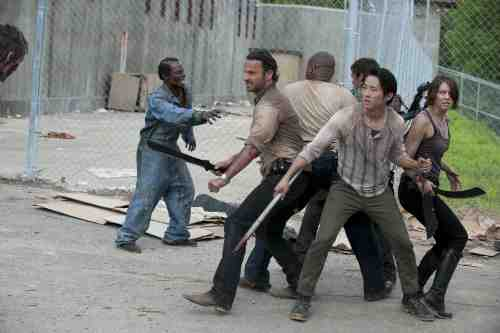 Walking Dead Season 3 Episode 1 All Cast