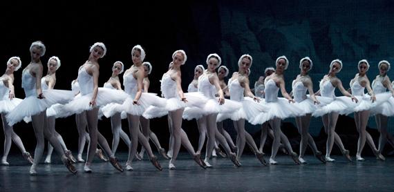 Mariinsky Ballet: SwanLake