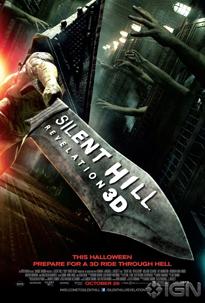 Movie Poster: Silent Hill: Revelation 3D