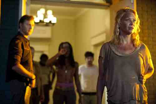 Walking Dead Season 3 Episode 3 Michonne Andrea