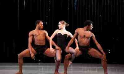 Aspen Santa Fe Ballet - Stamping Ground