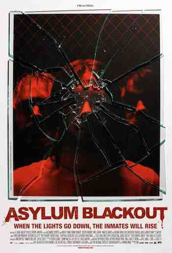 Asylum Blackout promotional poster