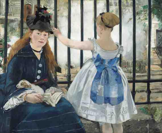 Édouard Manet: The Railway