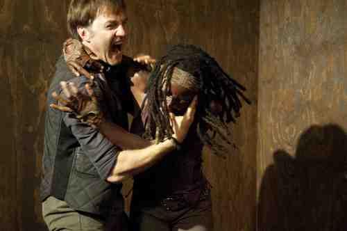 Walking Dead Governor Michonne