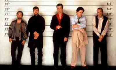 100 Greatest Gangster Films: The Usual Suspects, #9 9