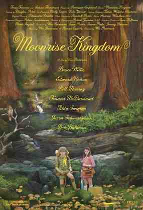 MOONRISE KINGDOM, US poster art, from left: Jared Gilman, Kara Hayward, 2012