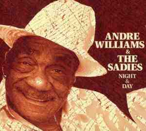 Album Review: Andre Williams and The Sadies' Night & Day 8
