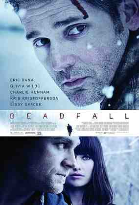 The Poster for Deadfall