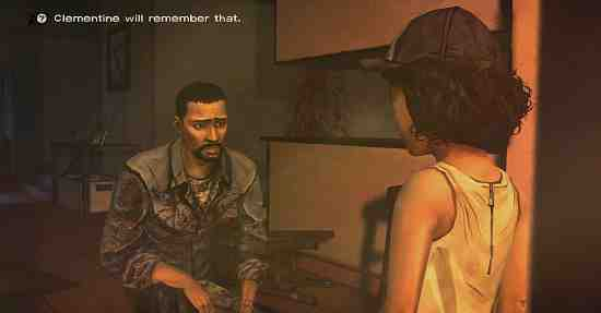Walking Dead Video Game