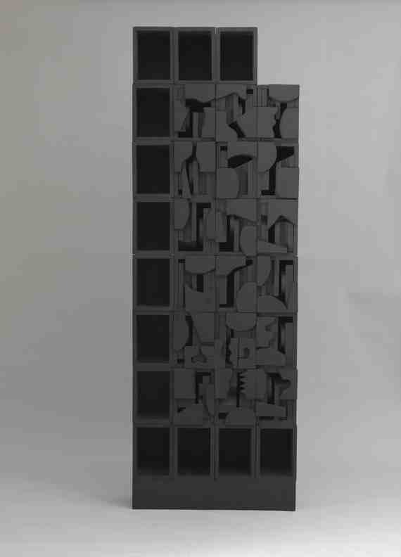 Louise Nevelson: South Floral