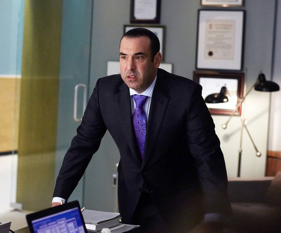 Suits: Blind Sided,