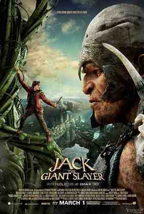 The poster for Jack the Giant Slayer