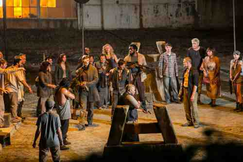 Walking Dead Season 3 Episode 9 Merle Daryl Governor