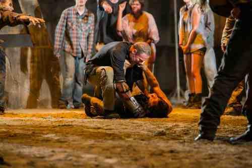 Walking Dead Season 3 Episode 9 Merle Daryl