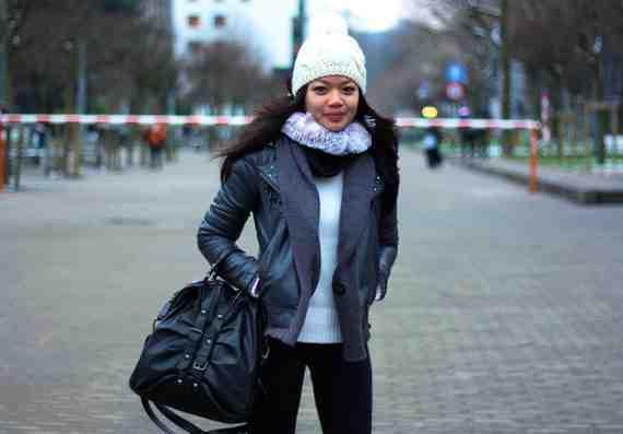 CLR Street Fashion: Célia in Brussels
