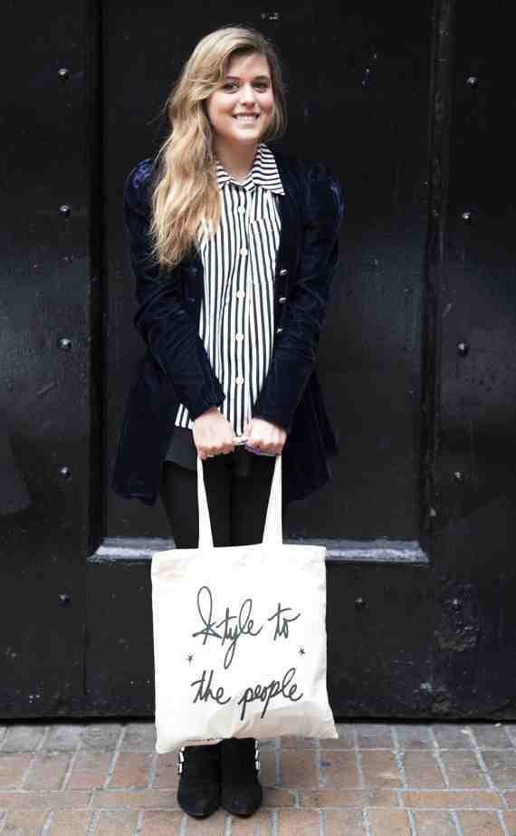 CLR Street Fashion: Abby in New York City