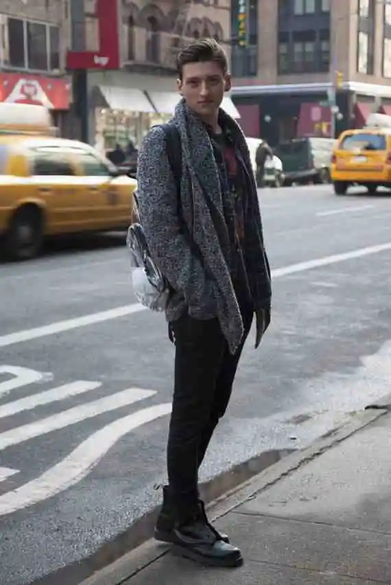 CLR Street Fashion: Parker in New York City