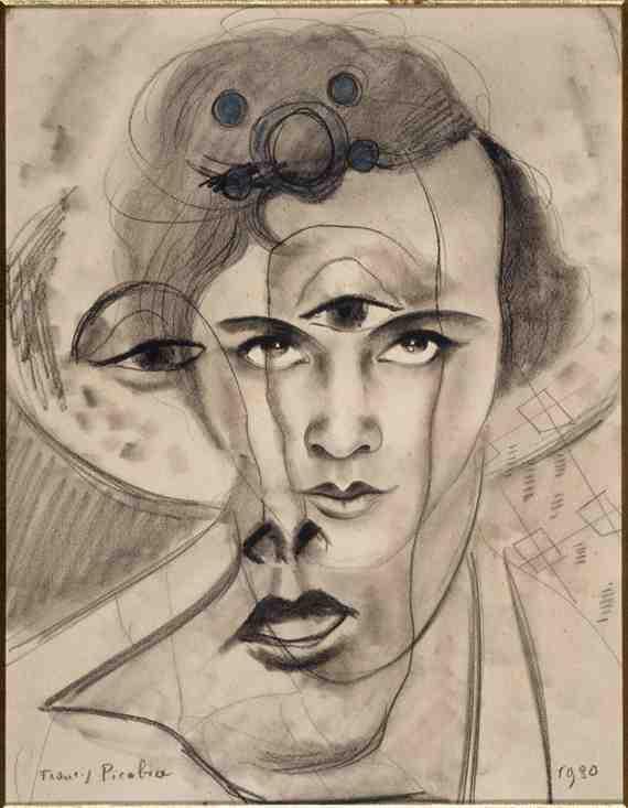 Francis Picabia: Olga