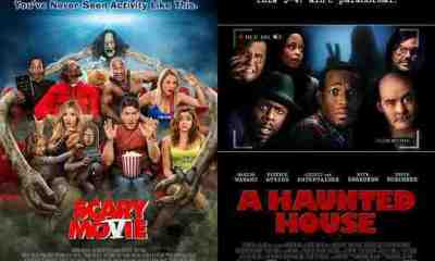 Head to Head: A Haunted House v. Scary Movie V 1