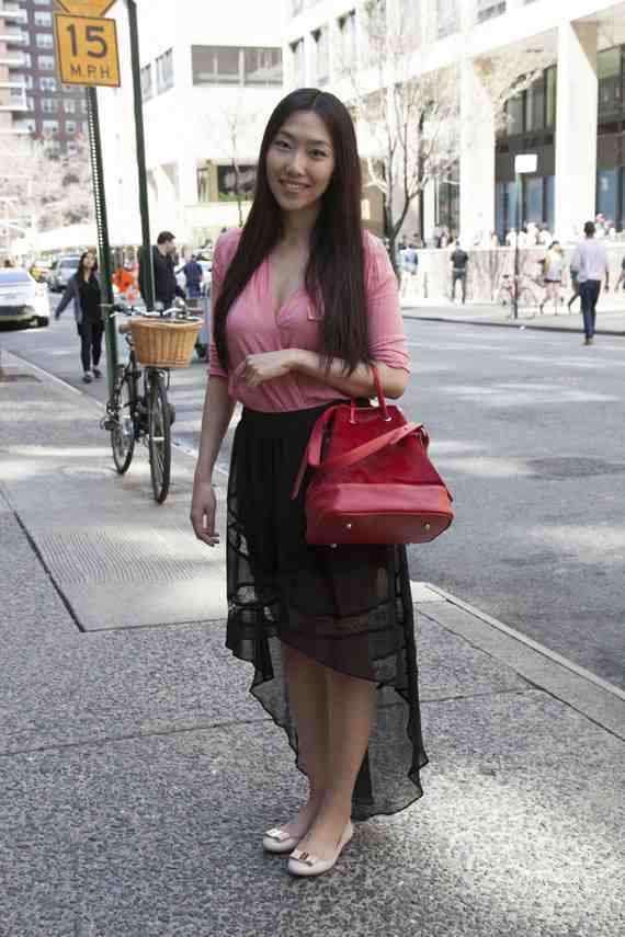 CLR Street Fashion: Rene in New York City