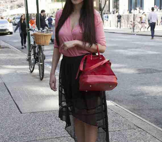CLR Street Fashion: Rene in New York City