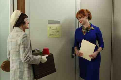Mad Men Season 6 Joan Peggy