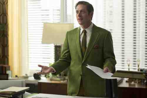 Mad Men Season 6 Ted Chaough