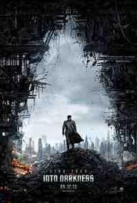 Movie Poster: Star Trek Into Darkness