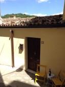 Casa del Cipresso in the Calitri Borgo