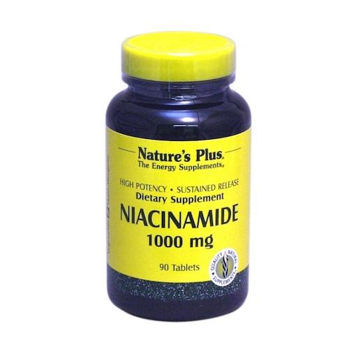 ナイアシンのサプリメント