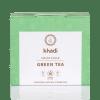 Khadi vegane Naturseife Green Tea