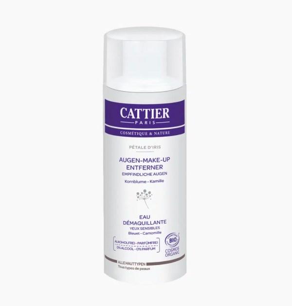 Cattier AUGEN MAKE UP ENTFERNER