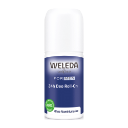 Weleda For Men 24h Deo Roll-On Männer Mann
