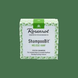 Rosenrot ShampooBit Shampoo Bit Melisse Hanf