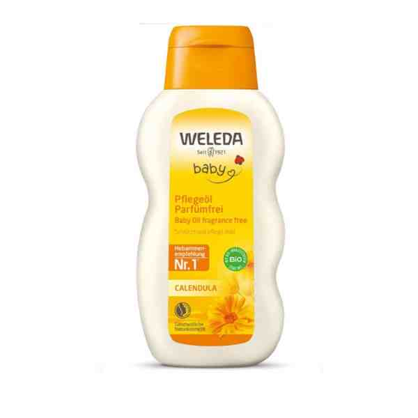 Weleda Baby Pflegeöl Calendula