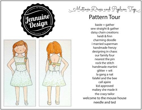 Matinee Blog Tour