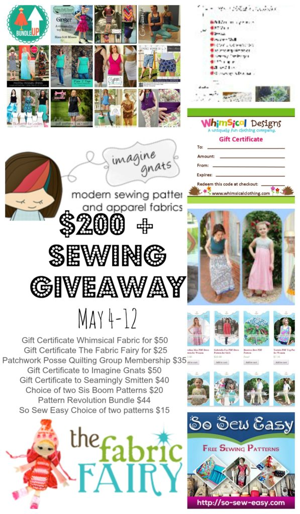 giveaway tall