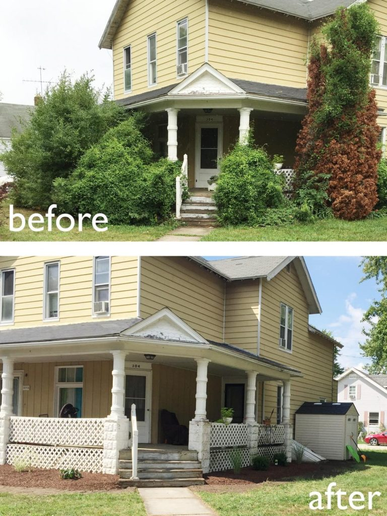 Add curb appeal with a yard clean up for your listings and REO Properties. Clean up / clean out services for Investors, realtors & Banks