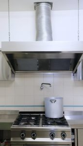 kitchen hood vent cabinet doors modern venting should it outside or recirculate air