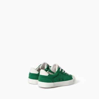 zapatillas chico zara
